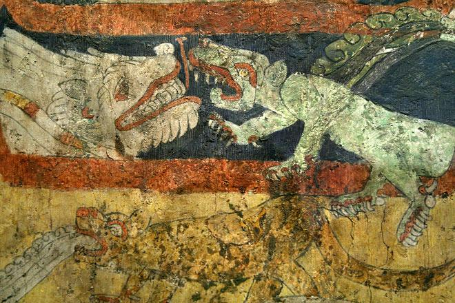 Resultado de imagen para coyote teotihuacan