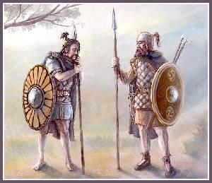 Guerreros celtíberos