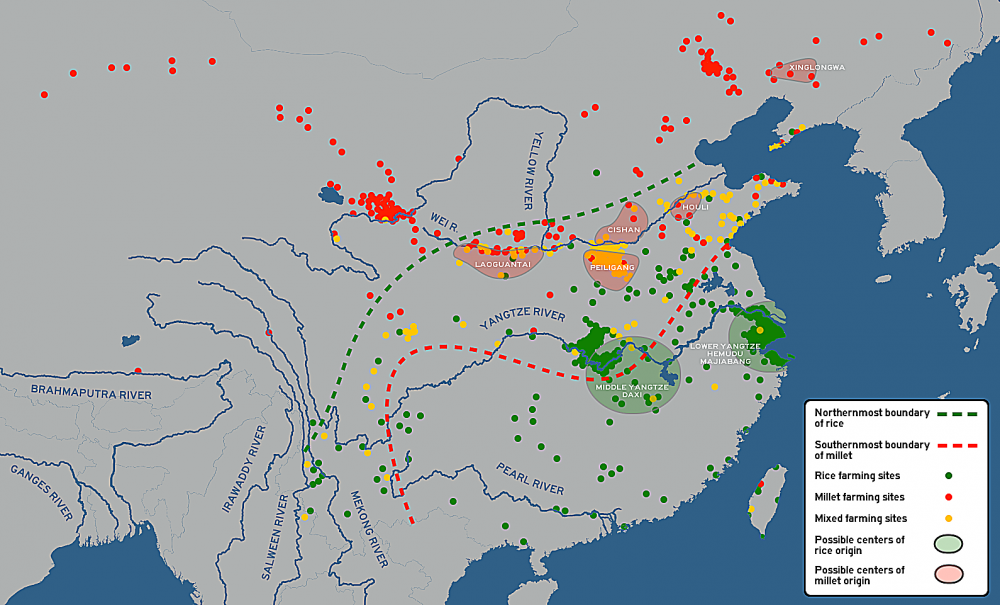 https://upload.wikimedia.org/wikipedia/commons/8/8a/Spatial_distribution_of_rice,_millet_and_mixed_farming_sites_with_a_boundary_of_rice_and_millet_and_possible_centers_of_agriculture.png