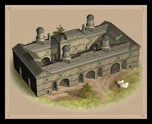 Royal Barracks 禁衛軍營