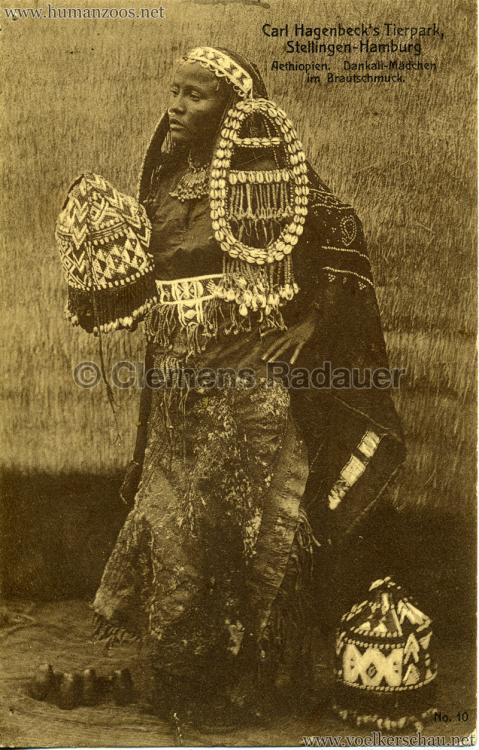 1909-Hagenbeck-Aethiopien-10.-Dankali-Ma