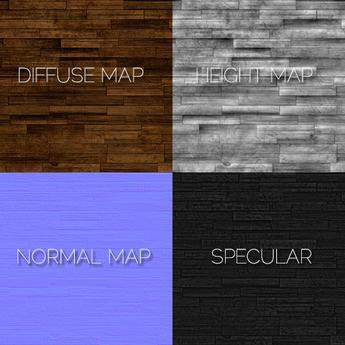 Resultado de imagen para specular map normal