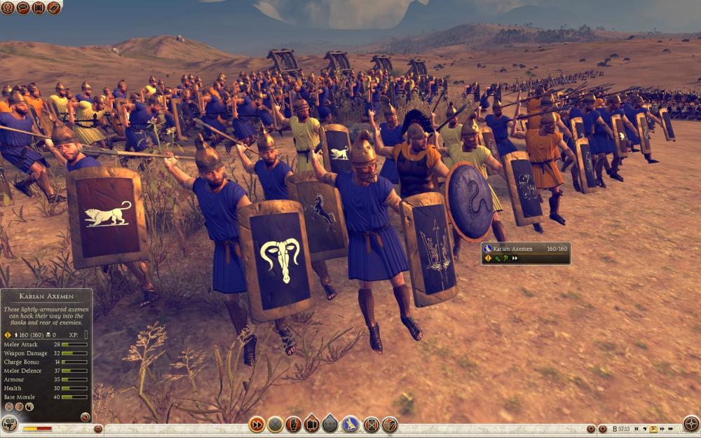 Resultado de imagen para karian unit total war