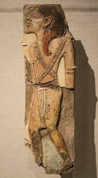 320px-Ramesses_III_faience_tile_-_Libyan_chief.jpg