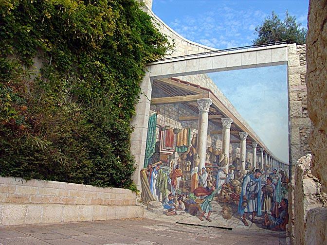 Resultado de imagen para Old city jerusalem romans