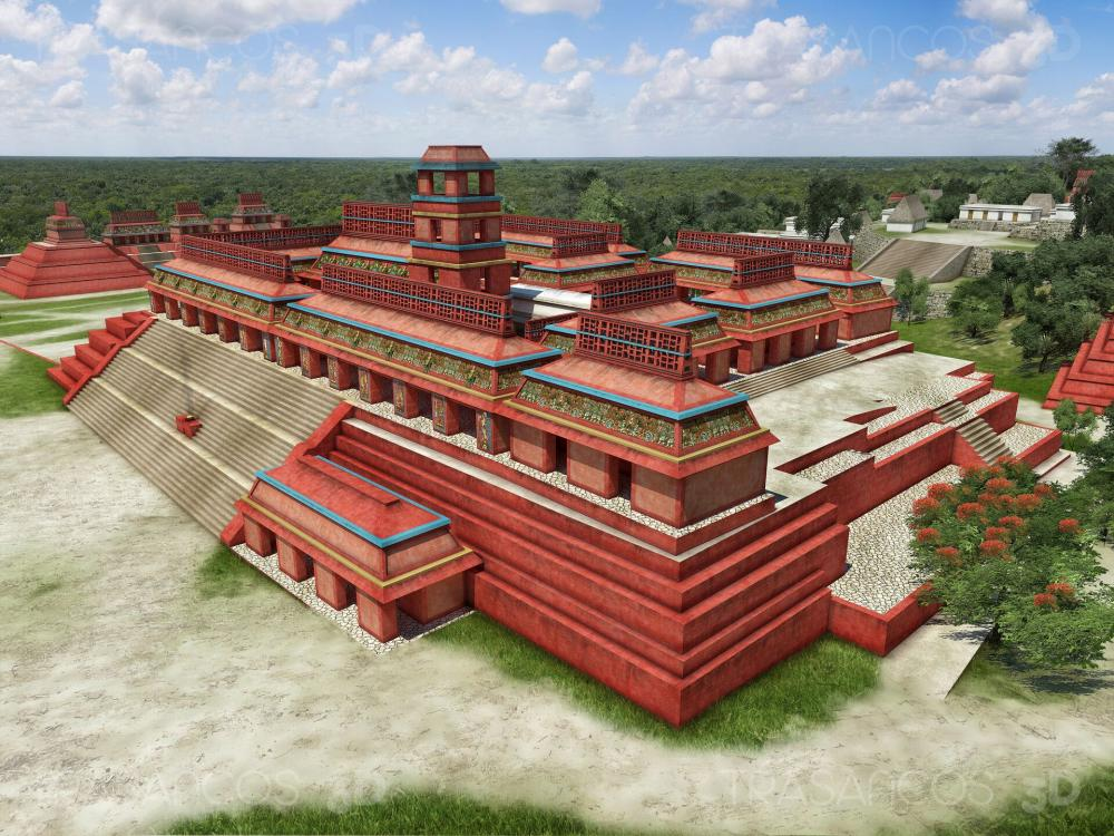 Pin de Armando Islas en Mayas | Palenque, Cultura maya, National ...
