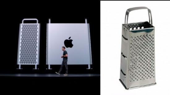 Apple presenta nuevo rallador queso