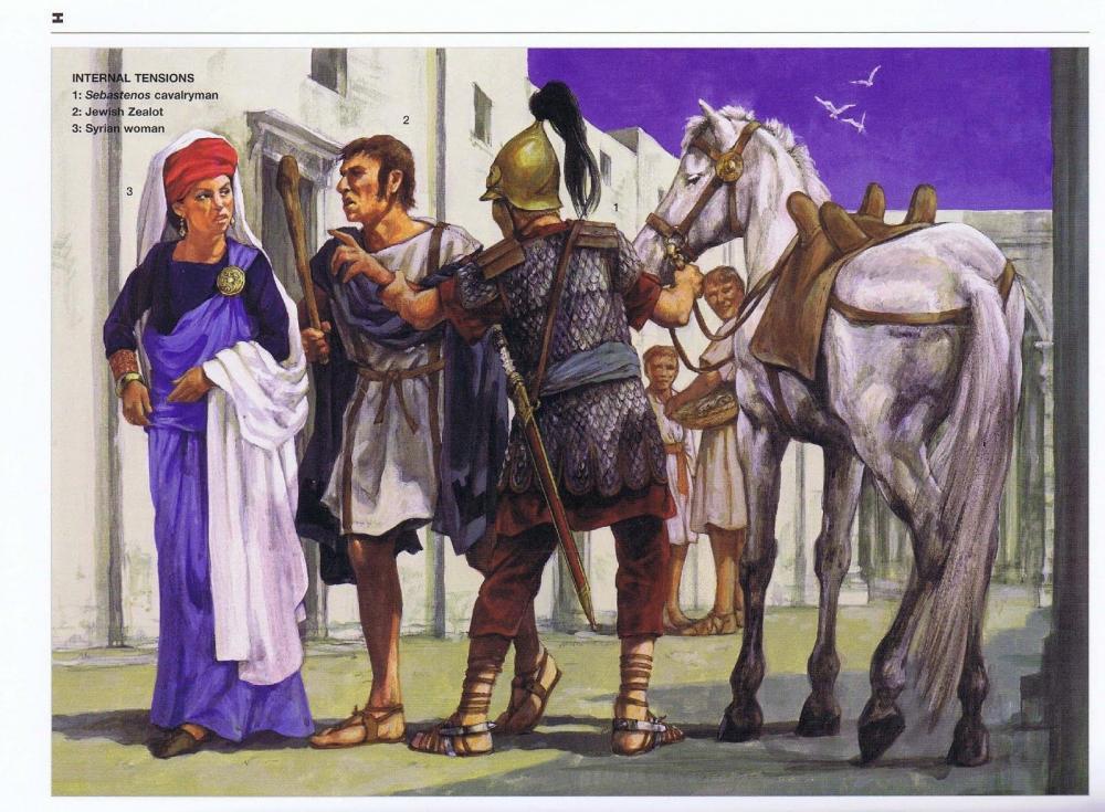 Resultado de imagen para herod babylonian cavalry