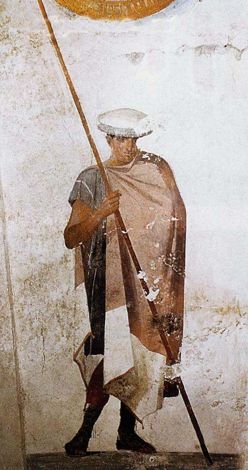 Fresco_of_a_Macedonian_soldier,_from_the