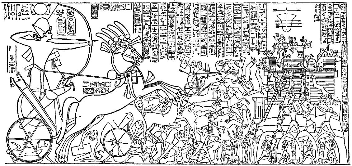C+B-Egypt-Fig4-RamsesAttacksHittiteDapur