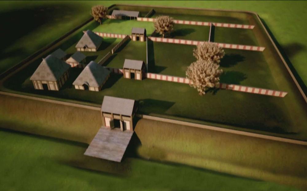 Vidéo | Les experts du passé : la forteresse oubliée de Batilly-en ...