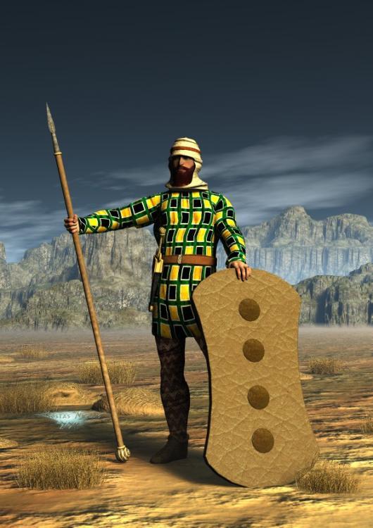 Median officer - 480 BC by kosv01