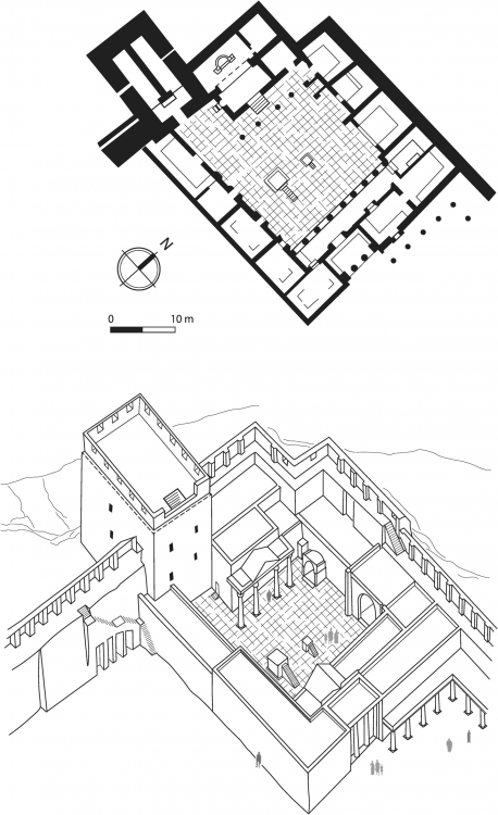 The Roman Near East (Chapter 11) - Roman Architecture and Urbanism