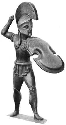 Resultado de imagen para boeotian shield