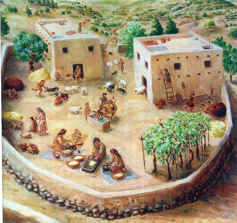 Resultado de imagen para Judean farmstead ancient