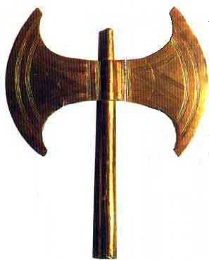 Image result for minoan ceremonial axe