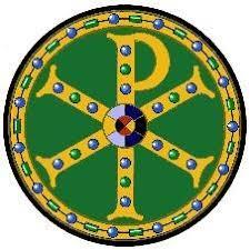 Resultado de imagen para byzantine chi rho