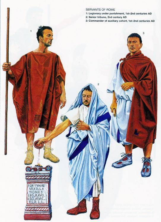 Resultado de imagen para Roman snow clothing legionary