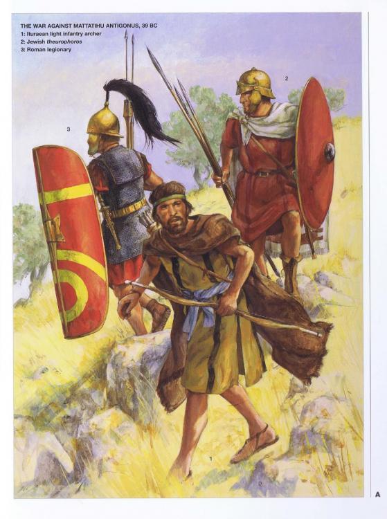 Resultado de imagen para herods army