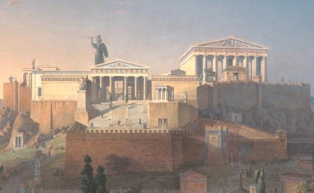 https://upload.wikimedia.org/wikipedia/commons/1/12/Akropolis_by_Leo_von_Klenze-award-3.jpg