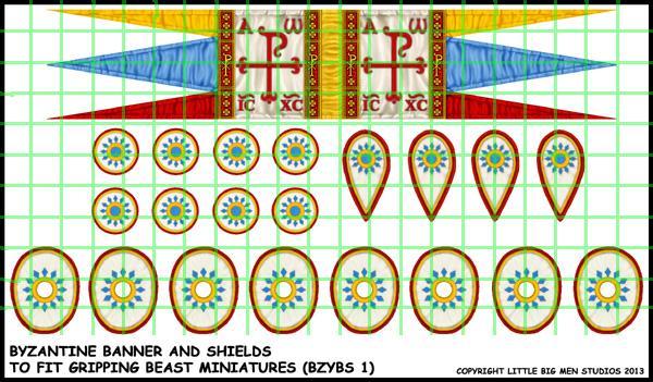 Image result for byzantine banner