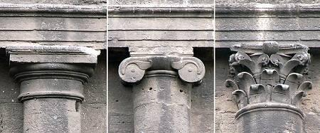 Resultado de imagen para level architecture colosseum corinthian