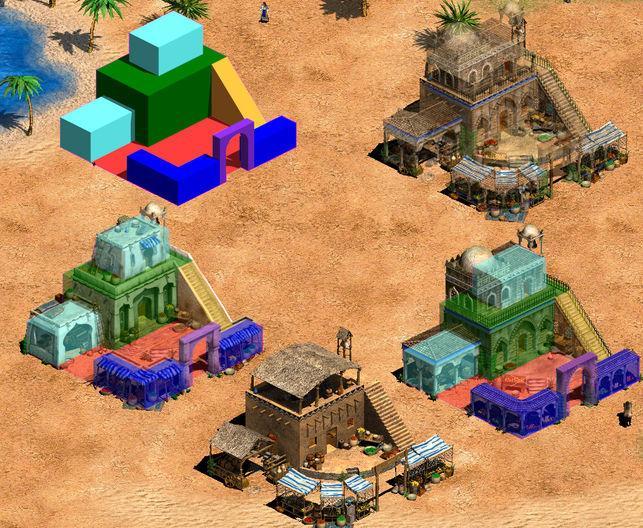 Resultado de imagen para lego/age of empires