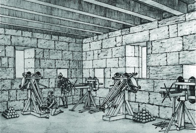 Hellenistic_Artillery_Tower._Reconstruct