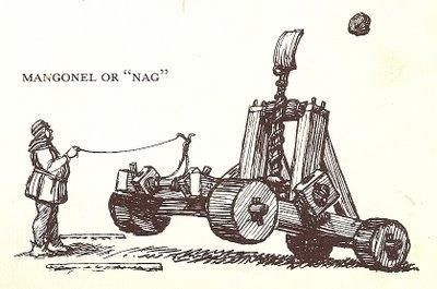 Mangonel - Physics of Catapults