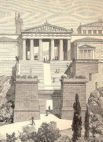 https://upload.wikimedia.org/wikipedia/commons/a/a6/Propylaea_and_Temple_of_Athena_Nike_at_the_Acropolis_%28Pierer%29.jpg