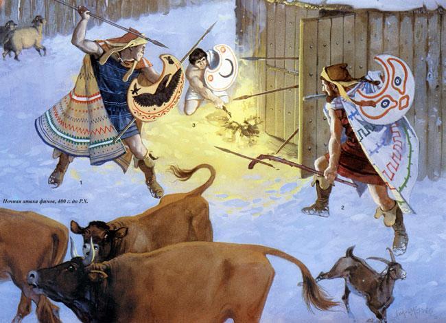 Resultado de imagen para Thracians