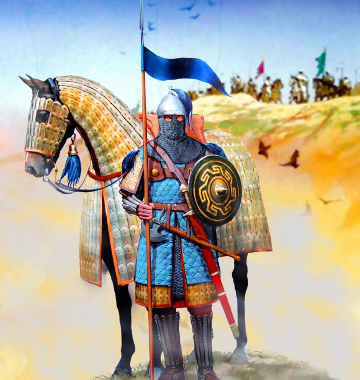 Image result for byzantine cataphract
