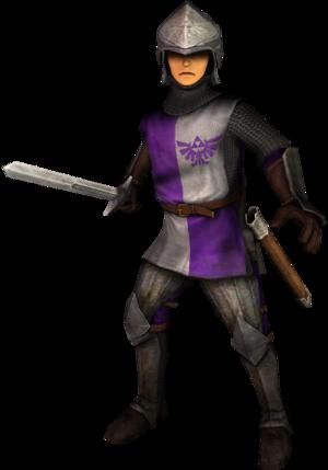 Swordsman recruit