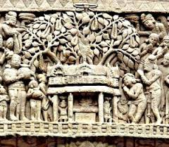 Image result for Sanchi stupa relief