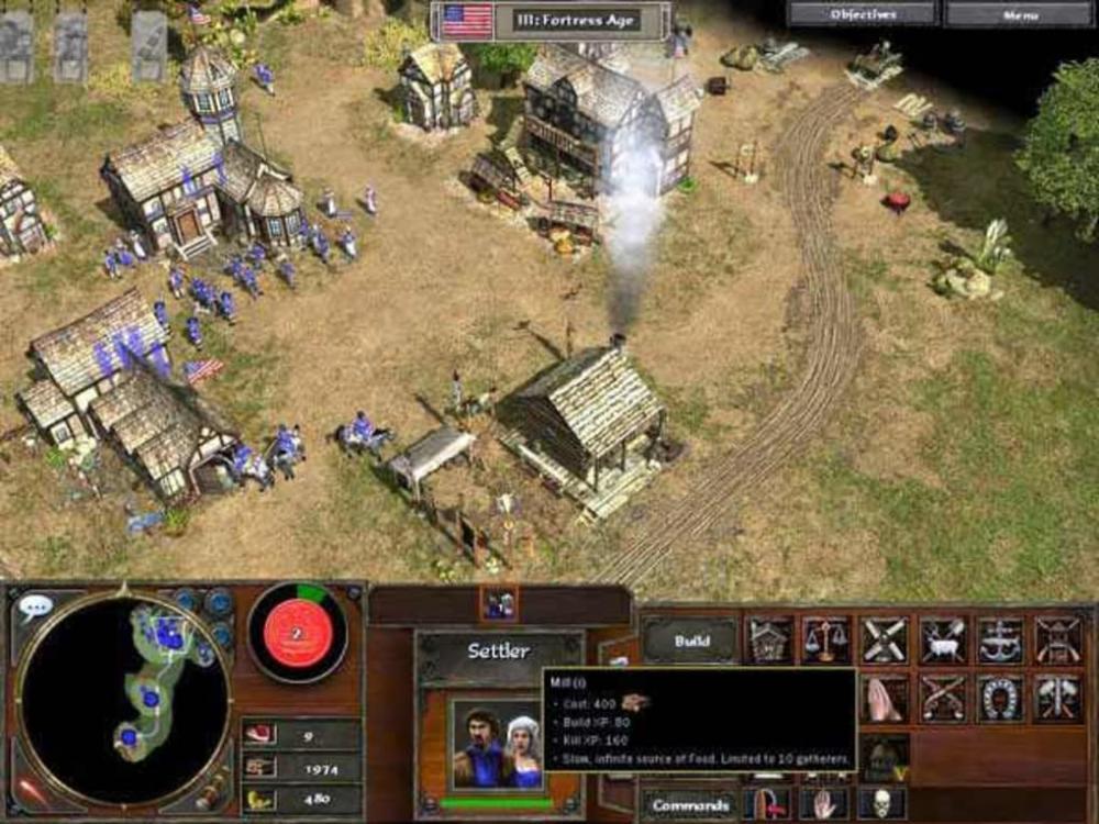 Resultado de imagen para Settlements aoe 3