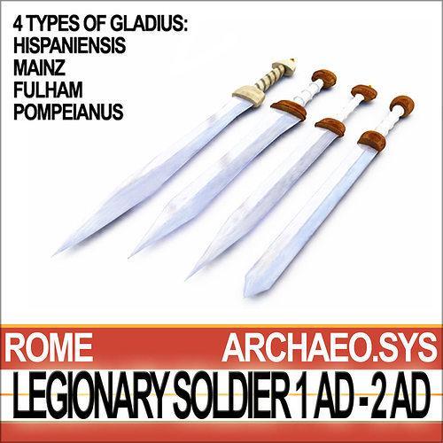 Resultado de imagen para mainz gladius