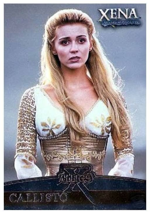 Image result for callisto xena actress