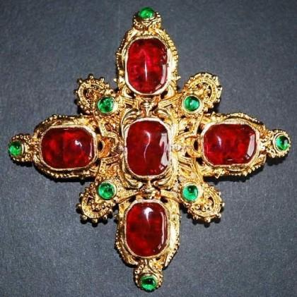 Resultado de imagen para byzantine jewelry