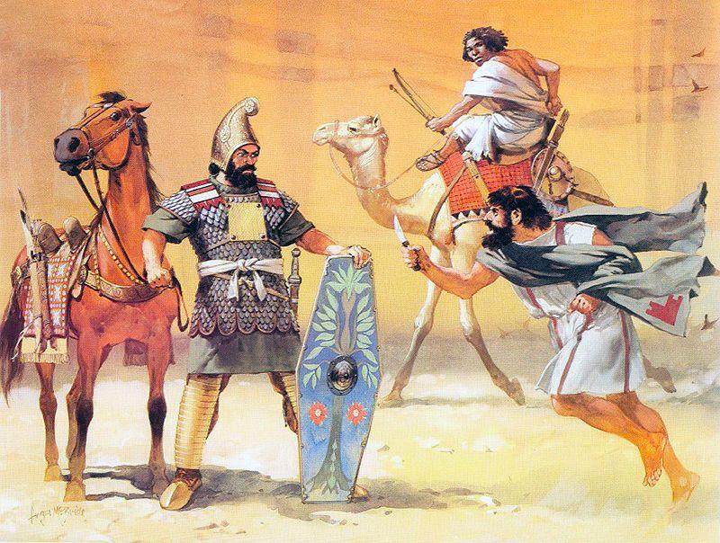 Resultado de imagen para herodian soldiers