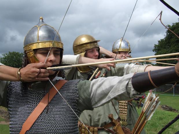 Resultado de imagen para syrian archers