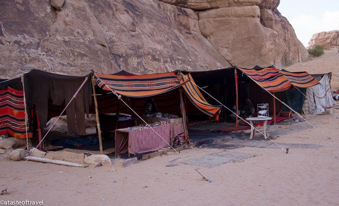 Exploring Wadi Rum - A Taste of Travel