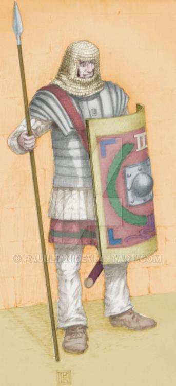 Resultado de imagen para dura europos armor