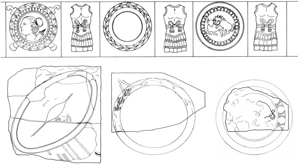 Resultado de imagen para numidian helmets