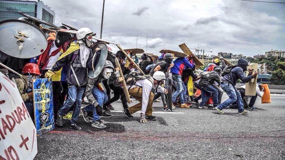 Resultado de imagen para escuderos venezolanos