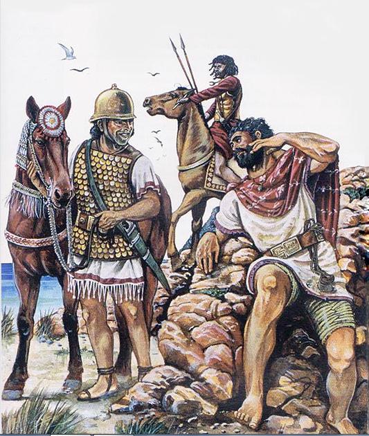 Resultado de imagen para Numidian legions