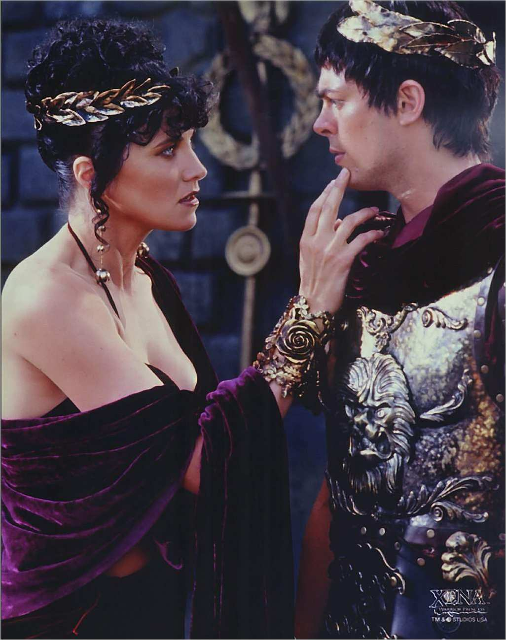 Image result for xena romans