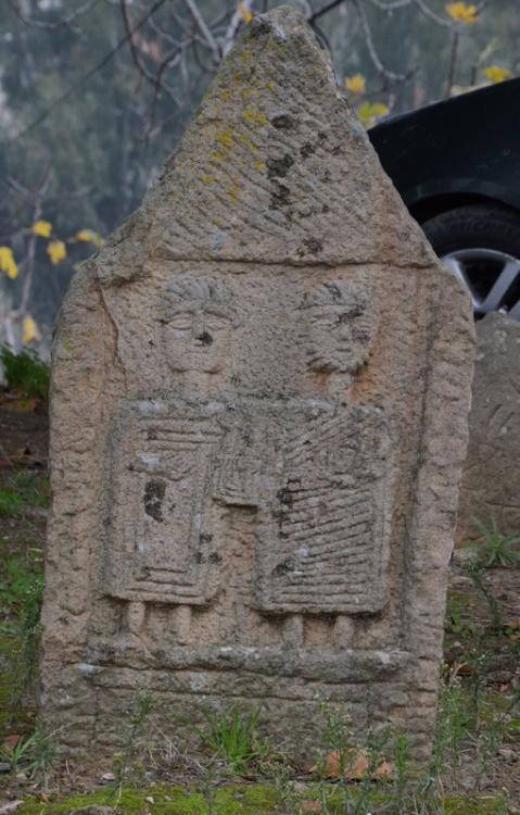 Hippo Regius, Numidian stele