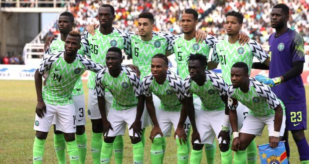 Resultado de imagen para nigerian soccer green jersey
