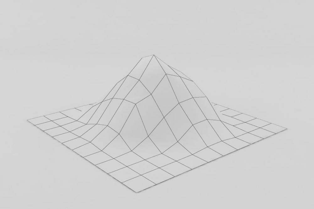 Resultado de imagen para hill mesh 3d