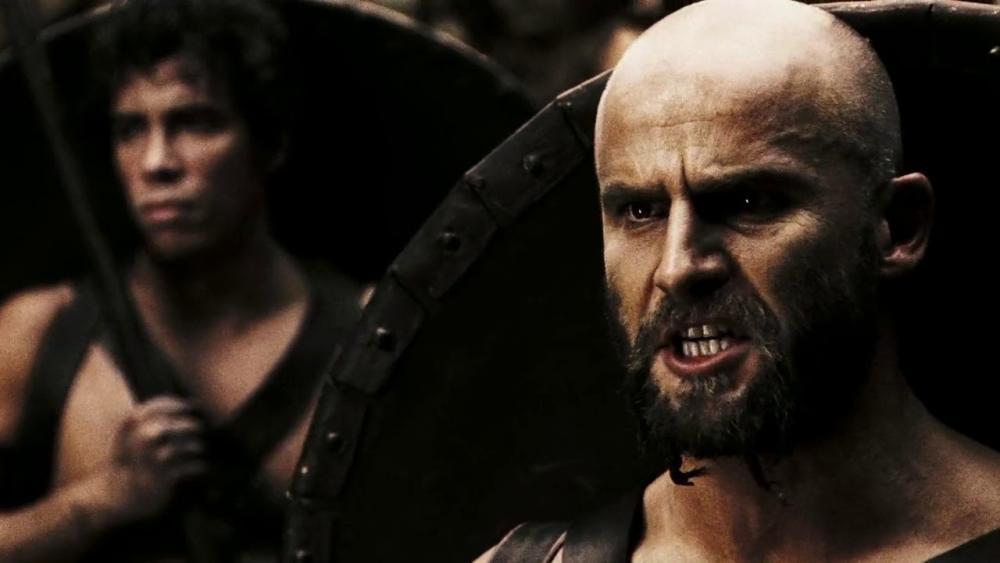 Leonides meets Daxos || 300 - YouTube